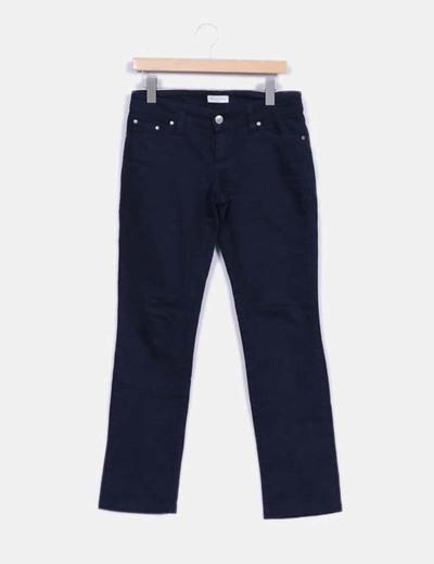 Jeans denim negros Massimo Dutti