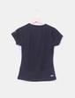Camiseta deportiva negra print Pro touch