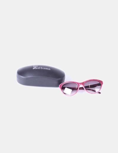 Just Cavalli Gafas de sol montura rosa pedrería (descuento 77 ...