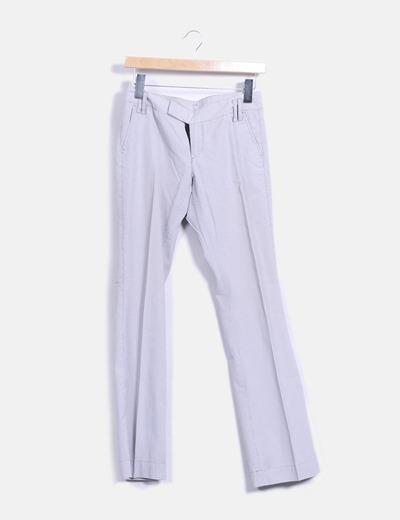 Pantalón rayas recto Mexx