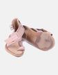 Sandalia plana color nude Vanessa Wu
