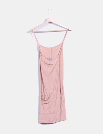 Mono oversize canale nude