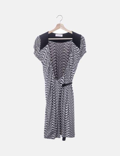 Miss Selfridge midi dress