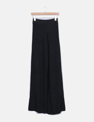 Pantalons verts font bell Zara