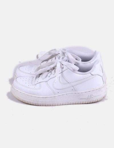 Deportiva air force blanca