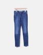 Jeans denim oscuro Zara