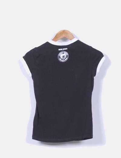 Camiseta negra betty boop