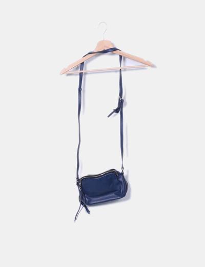 Bolso mini azul