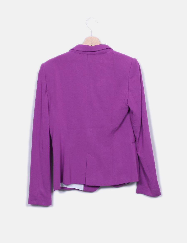 Morada Chaquetas Zara De Mujer Abrigos Blazer Online Y Baratos T4fwx4uqr6  aAxddqBw7X 2d806e54044e