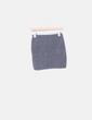 Mini falda lana gris Vero Moda