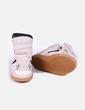 Chaussures beiges de sport avec coin Pull&Bear