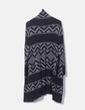 Cárdigan de lana gris marengo by Cindy Crawford C&A
