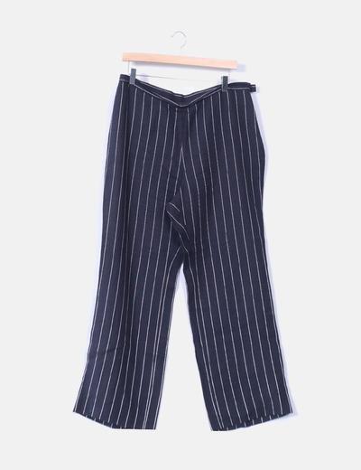 Pantalon noir avec appareils El Corte Inglés