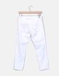 White denim jeans Stradivarius