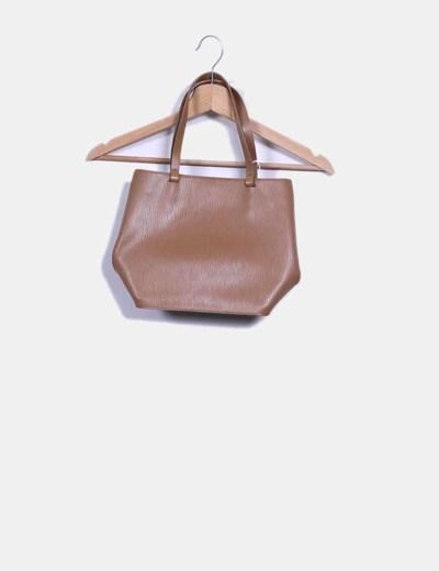 Bolso marrón Lamarthe