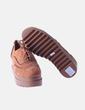 Zapato blucher marrón plataforma H&D