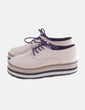 Sapatos com plataforma