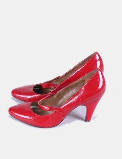 Micolet Charol Zara 66 Zapato Rojo De descuento 8OORnB