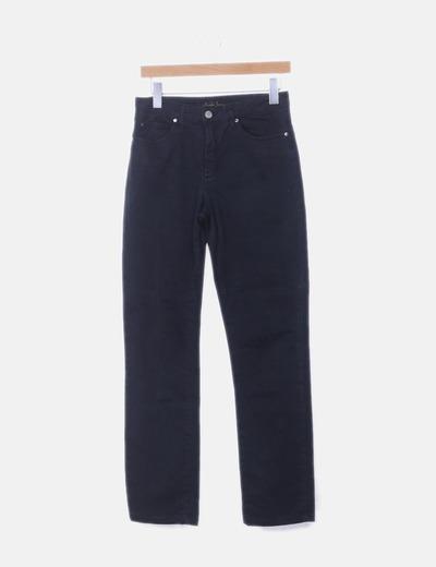 Pantalon azul marino pitillo