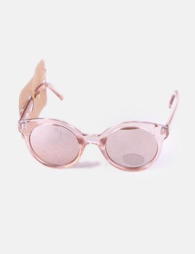 Gafas de sol pasta semitransparente Stradivarius