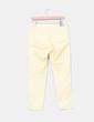 Pantalón amarillo Mango