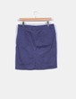 Falda azul  Esmara