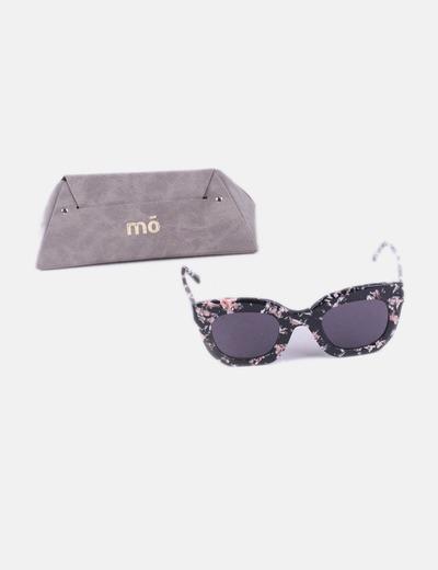 Maxi gafas de sol pasta floral