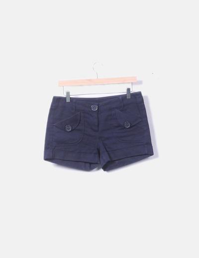 Shorts Da Donna Sfera Shorts Pantaloni EIWYH2beD9