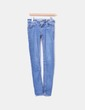 Jeans denim azul Pull&Bear