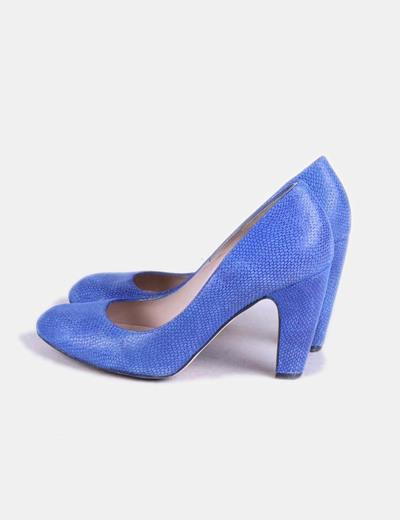 Betty London Chaussures bleues à talons (réduction 83%) - Micolet ca87a5c6ef4