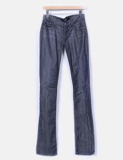 Jeans denim recto Rock & republic