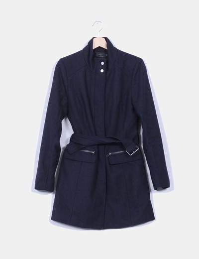 Manteau bleu marine ONLY