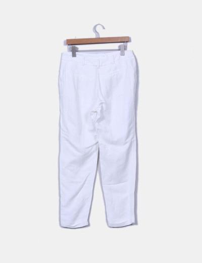 Pantalon baggy crudo