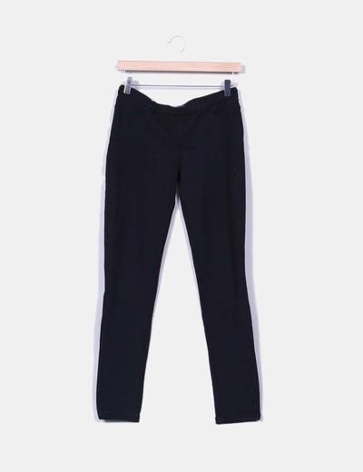 Jeans negros Bershka
