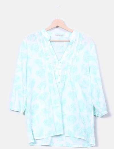 Blusa estampado floral Lloyd's