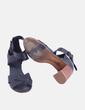 Sandali con tacco Stradivarius