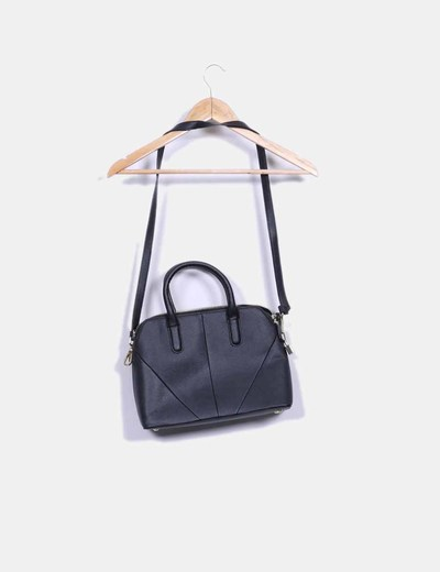 Bolso shoulder negro