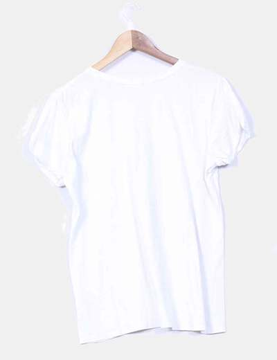 Camiseta basic blanca