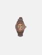 Reloj marrón de plastico Neptune