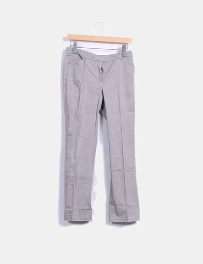 Pantalón chino gris NoName