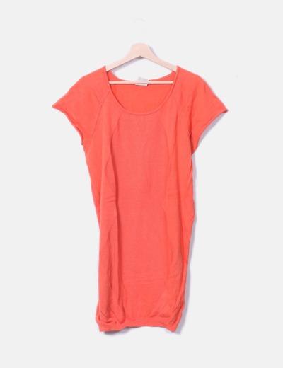 Robe orange dot Ichi