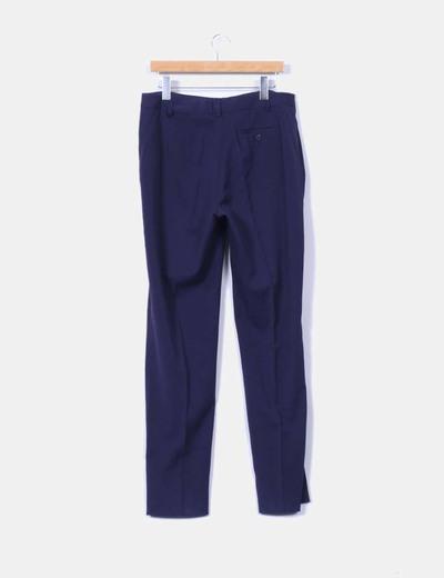 1db74d141 Punt Roma Pantalón azul marino de señora (descuento 86%) - Micolet
