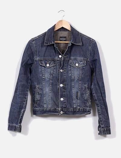 Veste en jeans Mito