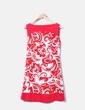 Robe multi-couleurs imprimé deux Cerezas