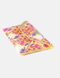 Bolso de mano multicolor bordado floral NoName