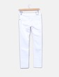 Pantalón pitillo blanco Pepe Jeans