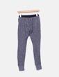 Pantalón de chandal gris jaspeado NoName