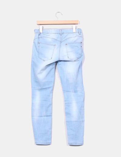 Jeans leggings claros