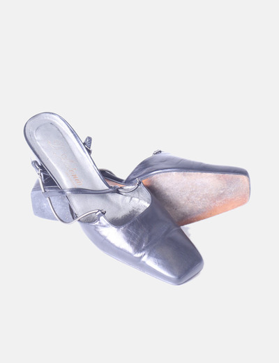 Con Zapatos Destalonados Destalonados Zapatos Cadenas Con Destalonados Cadenas Zapatos Z80XknNwOP