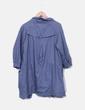Gabardine bleu Pull&Bear